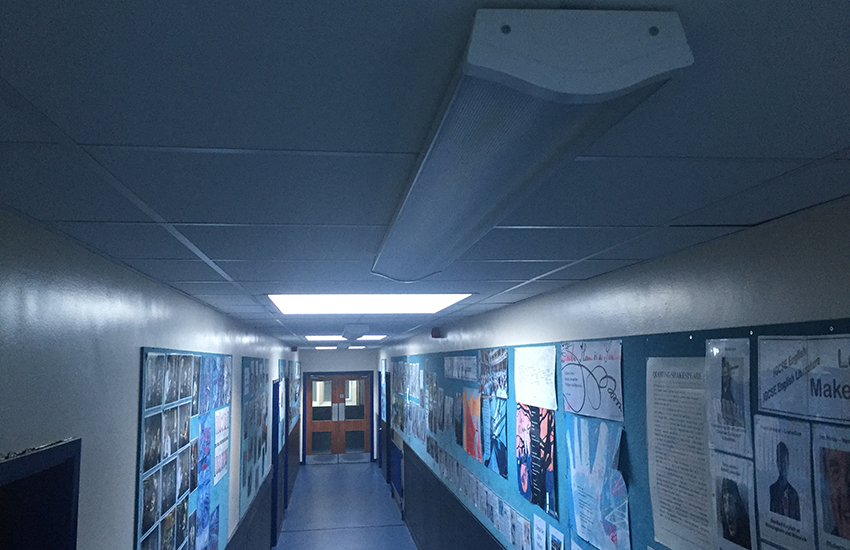 Electrical work at schools across Bristol
