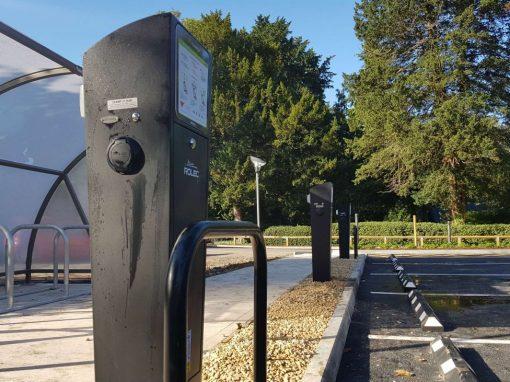 Car Park EV Charging System