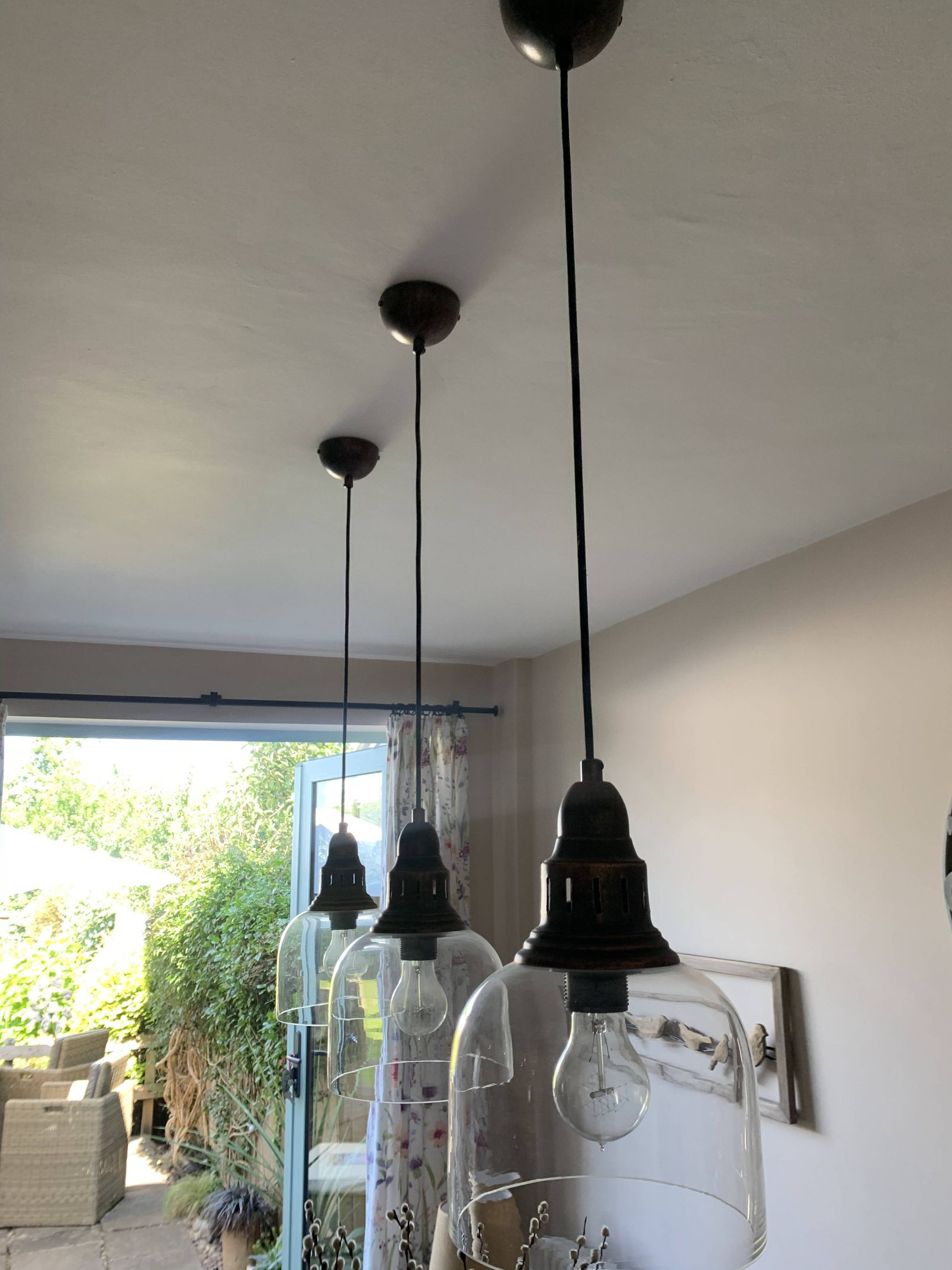 Decorative Domestic Light Installation